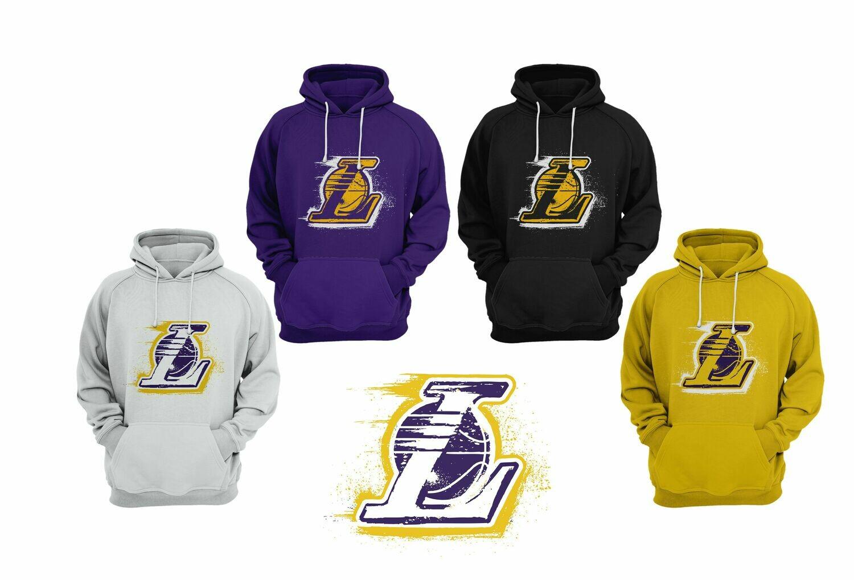 LA Lakers Yellow Medium