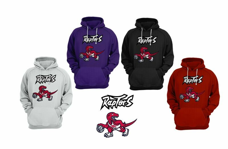 Raptors  Hoodies