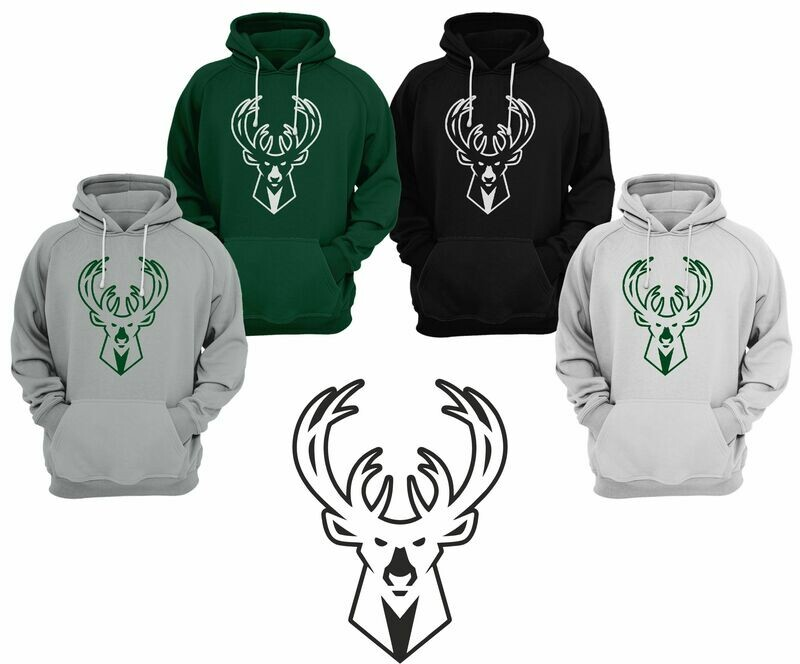 fear the deer  Hoodies