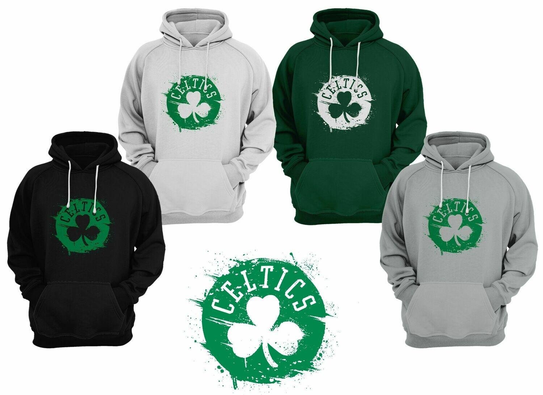 Celtics  WHITE LARGE