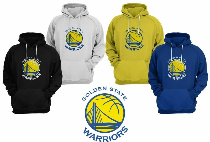 Golden state hoodies