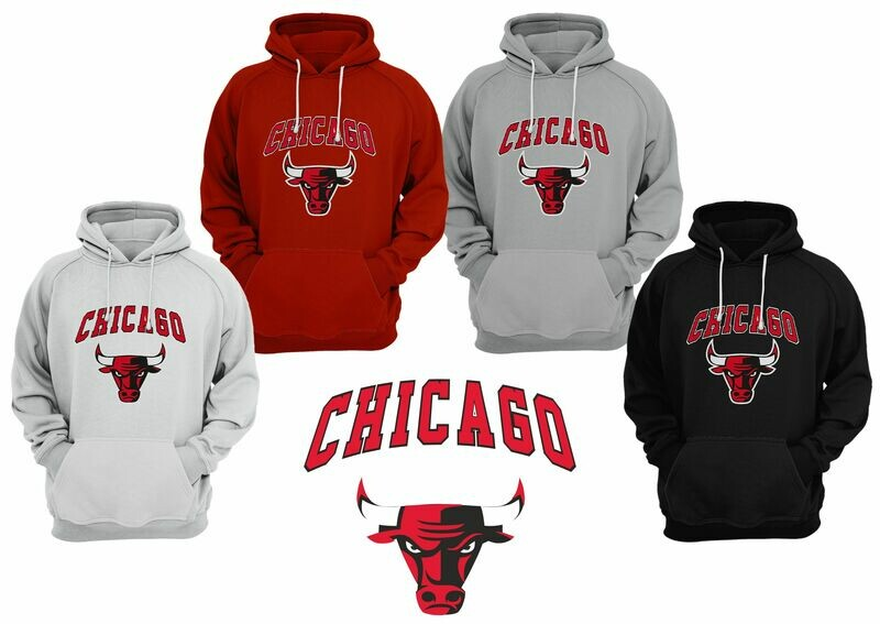 Chicago Hoodies