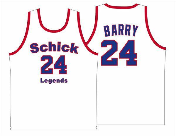 Vintage Barry  Shirt 739