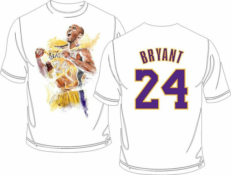 Dryfit  Kobe t-shirt