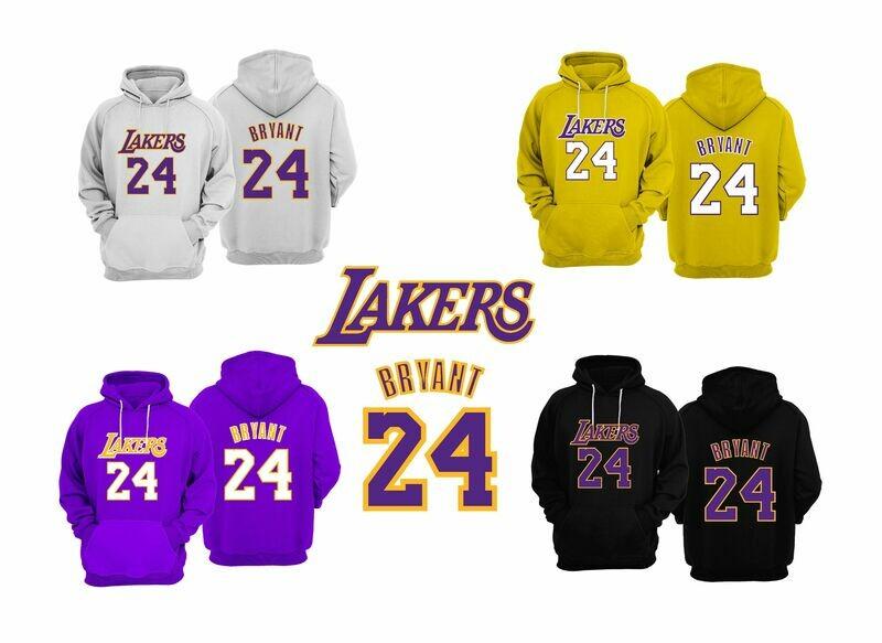 Lakers 24 Hoodie