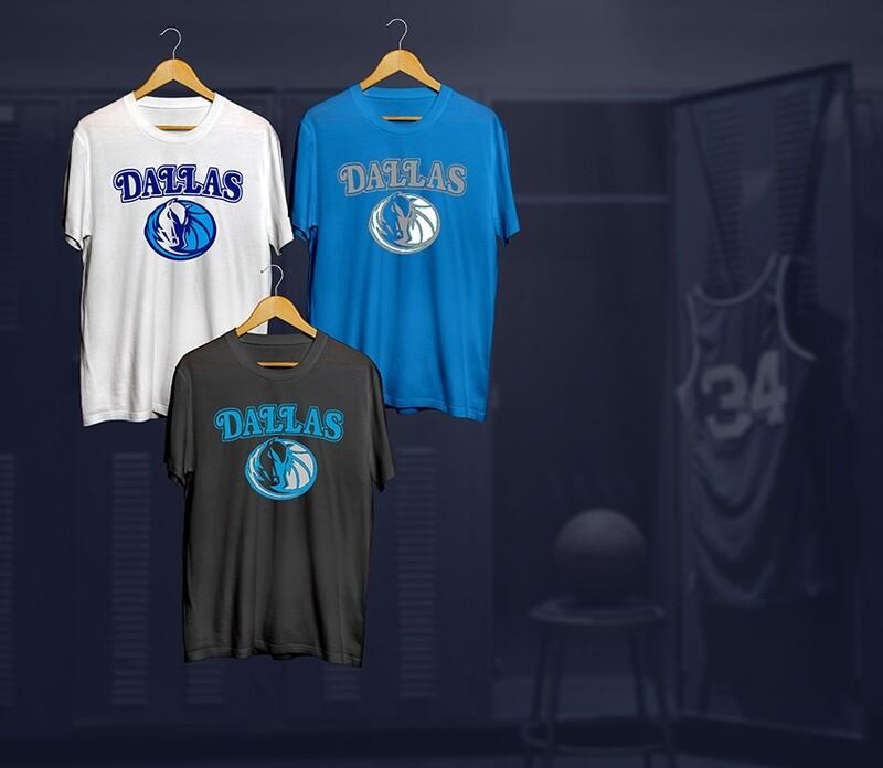Dallas t-shirts