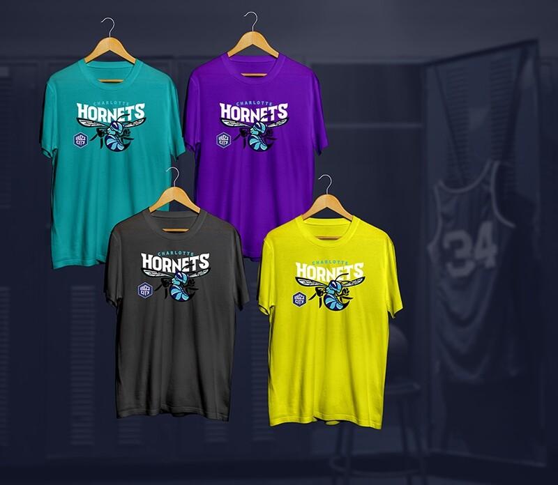 Charlotte t-shirts