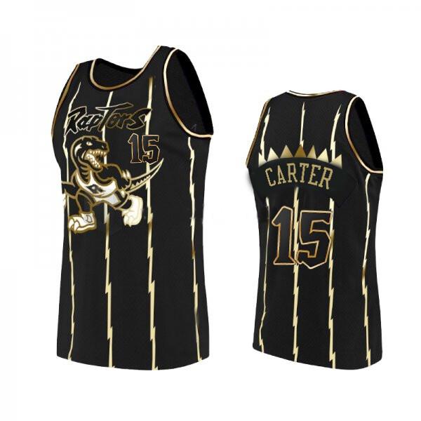 Vintage Carter gold black