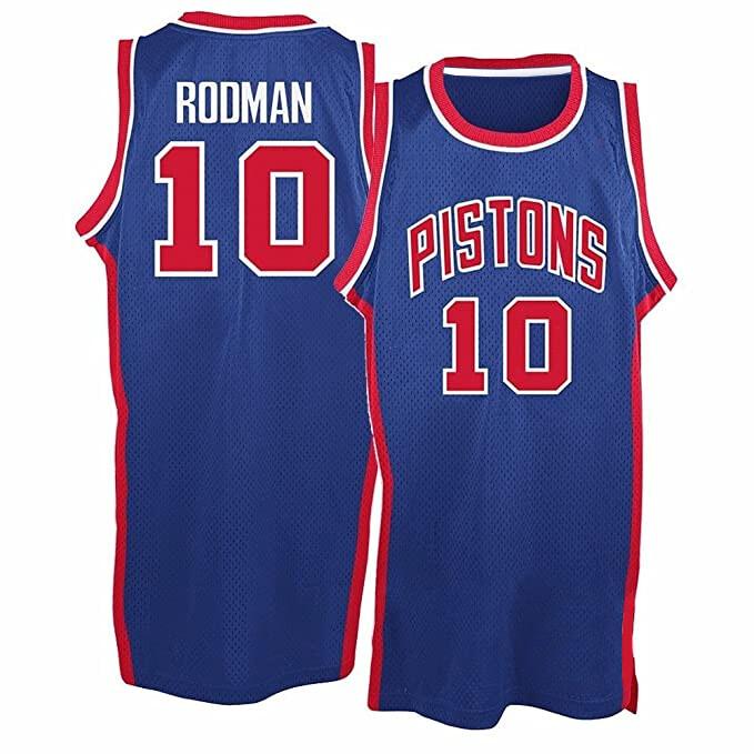 Vintage Rodman Pistons Shirt