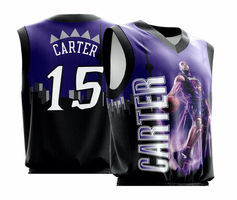 Air Carter  City Jersey