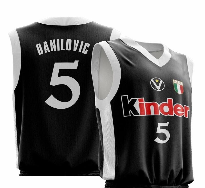 Vintage Danilovic Virtus Shirt