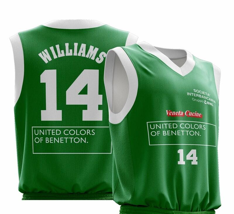 Vintage Henry Williams  Shirt