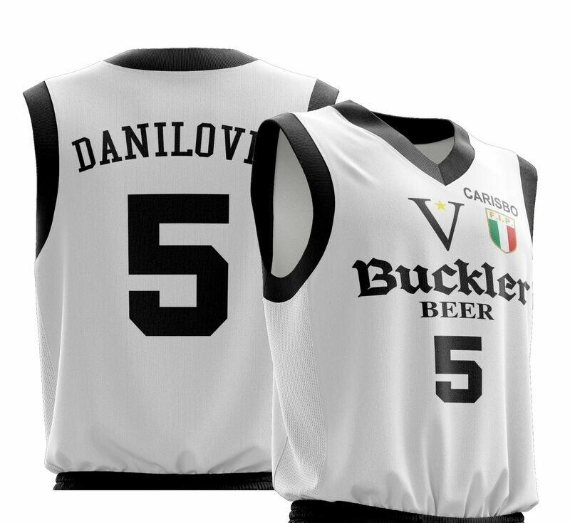 Vintage Danilovic Buckler  Shirt