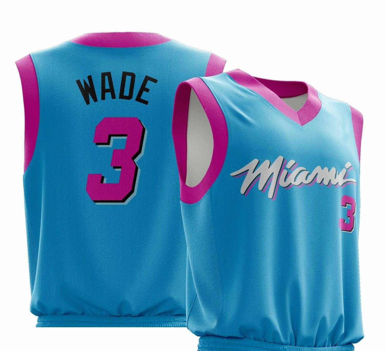 Vintage Wade Blue City Shirt