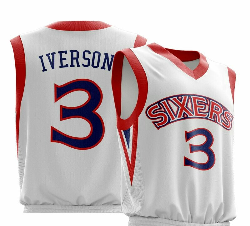 Vintage Iverson rookie  Shirt