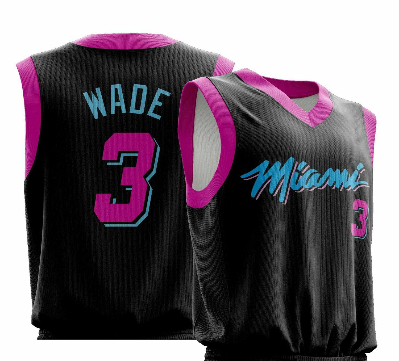 Vintage Wade Black City Shirt