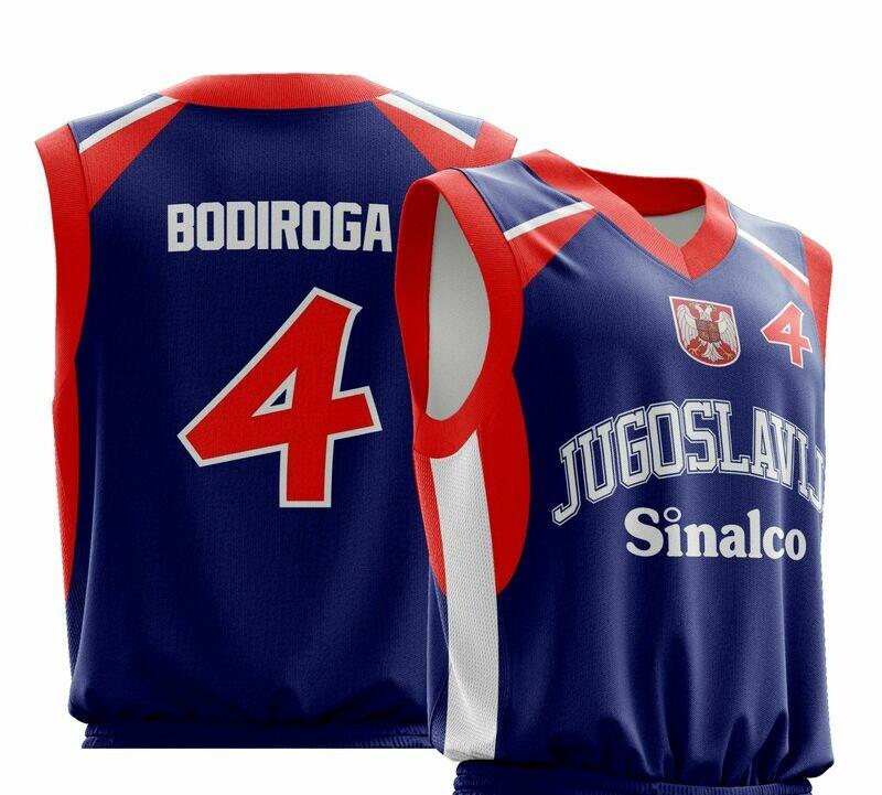 Vintage Bodiroga  Shirt