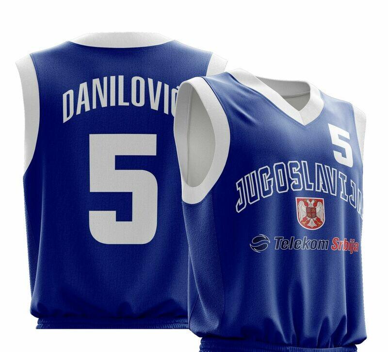 Vintage Danilovic  Shirt