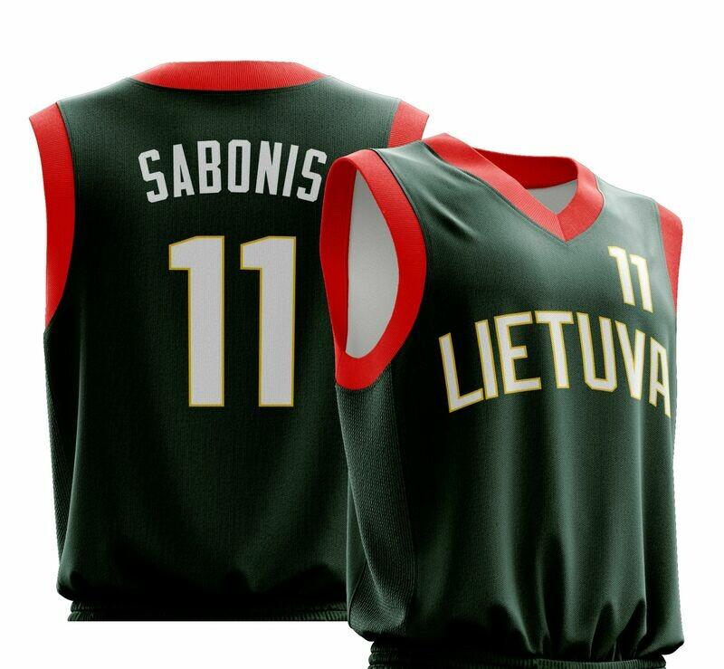 Vintage Sabonis Shirt