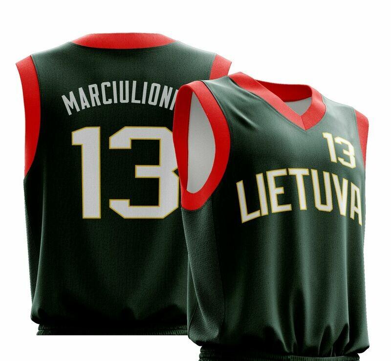 Vintage Marculionis  Shirt