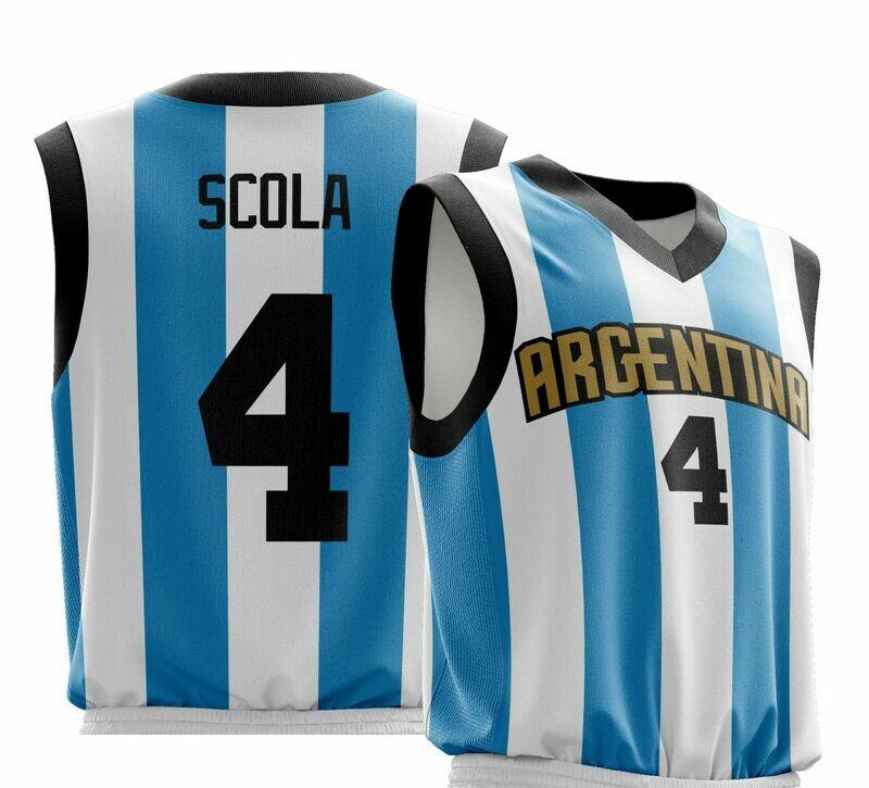 Vintage Scola Argentina  Shirt