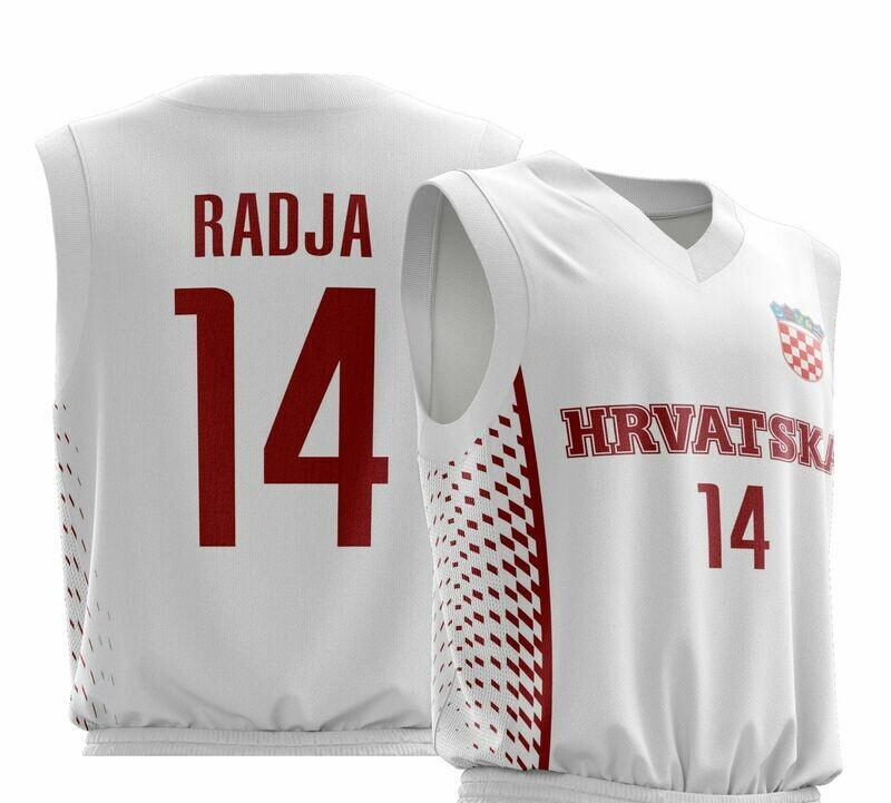 Vintage Radja White Shirt