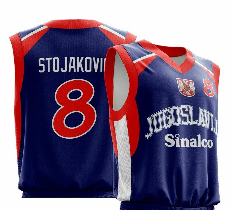 Vintage Pedja Yugoslavia Shirt