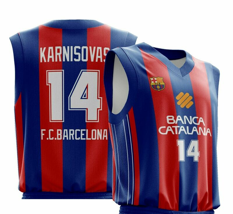 Vintage Karnisovas Shirt