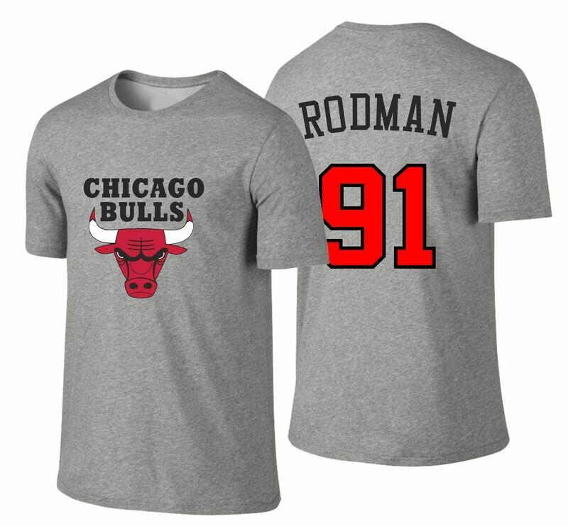 Dryfit t-shirt Rodman