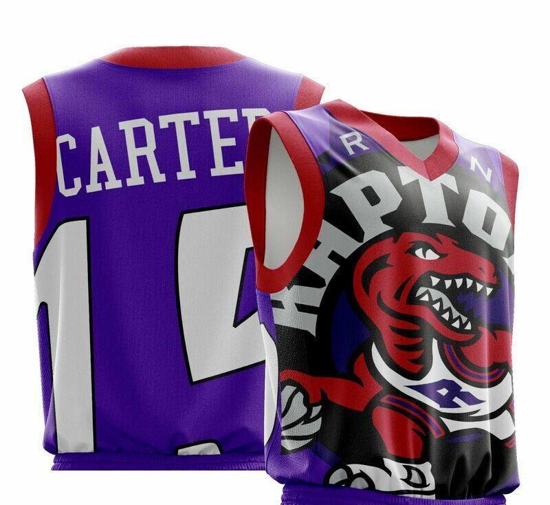 Vintage Carter Big Logo Shirt