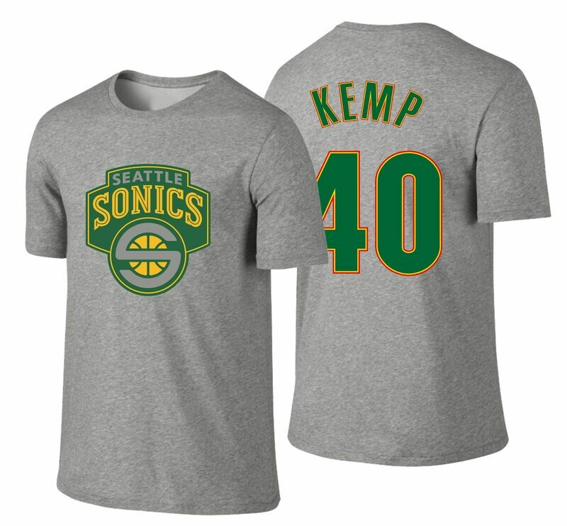 Dryfit t-shirt Kemp