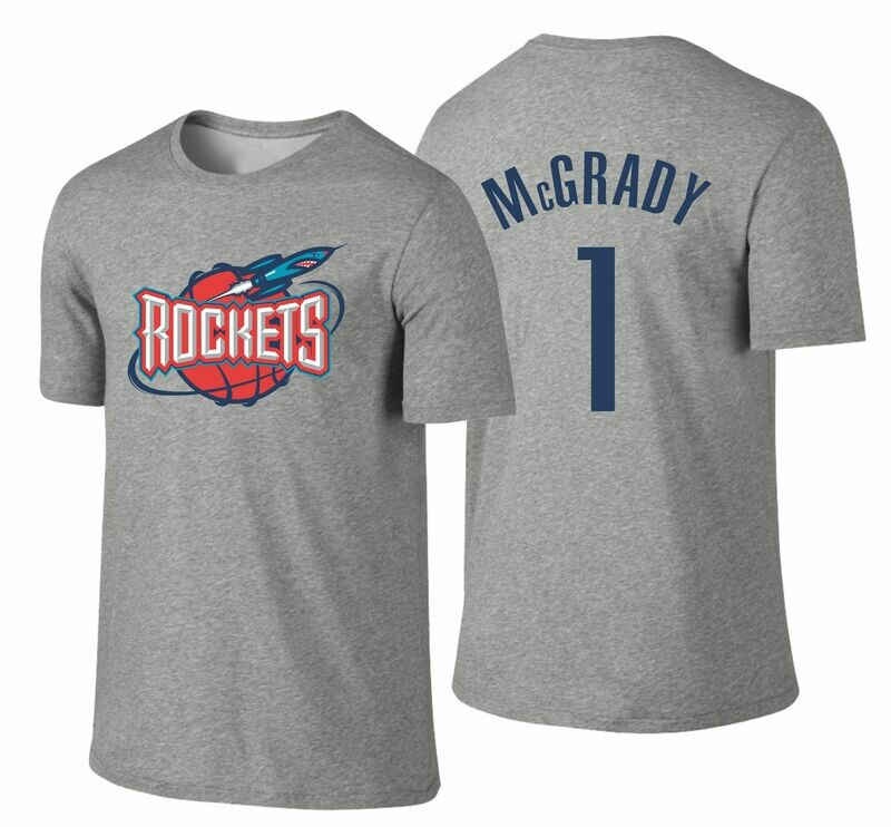 Dryfit t-shirt McGrady Houston