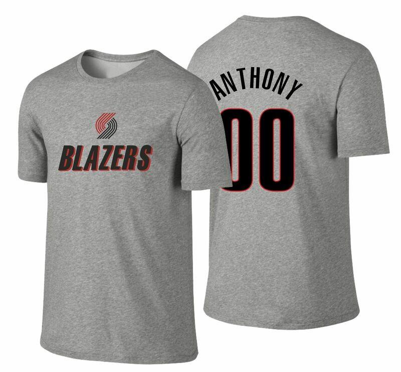 Dryfit t-shirt Carmelo Blazers