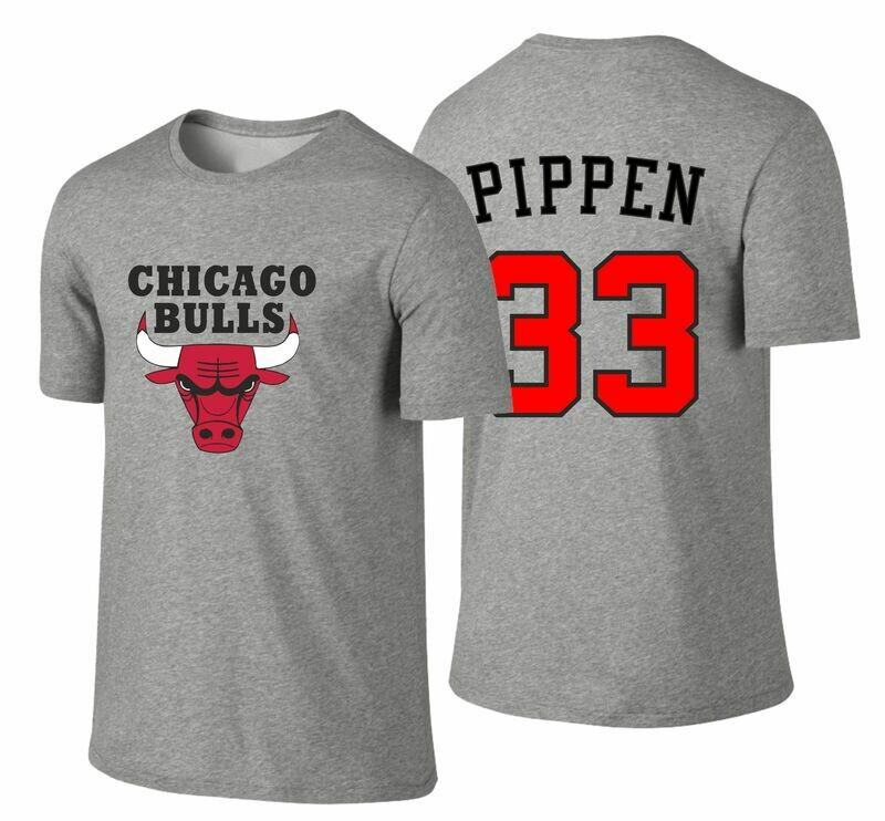 Dryfit t-shirt Pippen