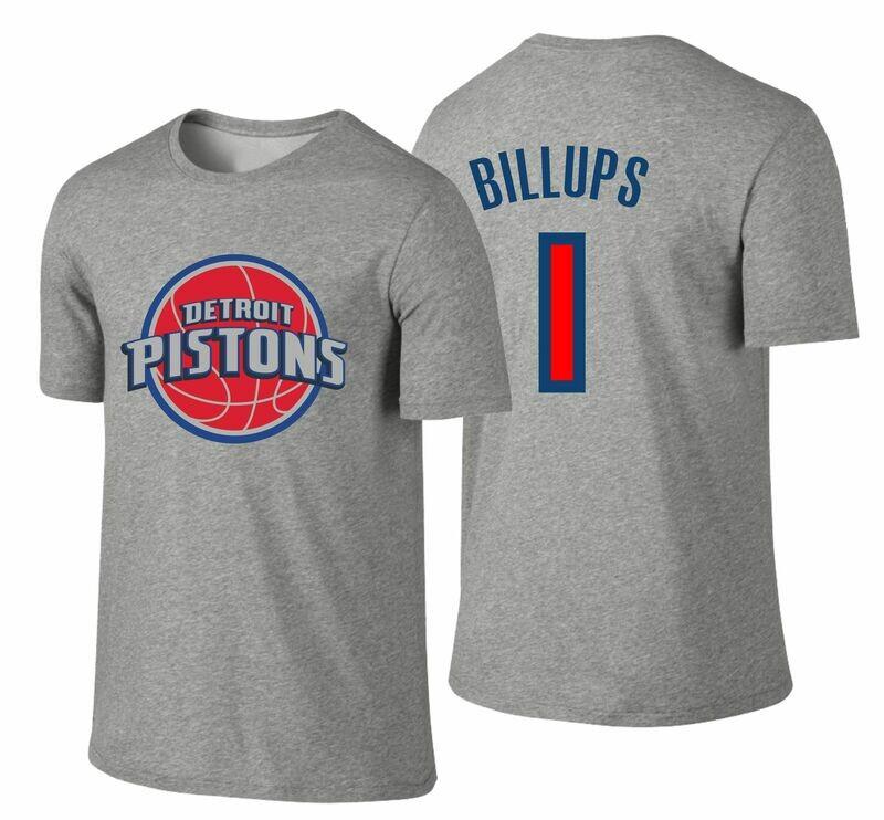 Dryfit t-shirt Billups