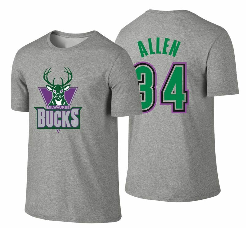 Dryfit t-shirt Allen Bucks