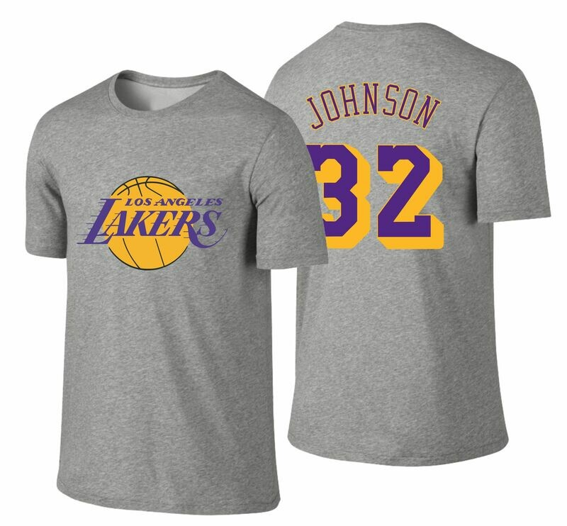 Dryfit t-shirt Johnson LA
