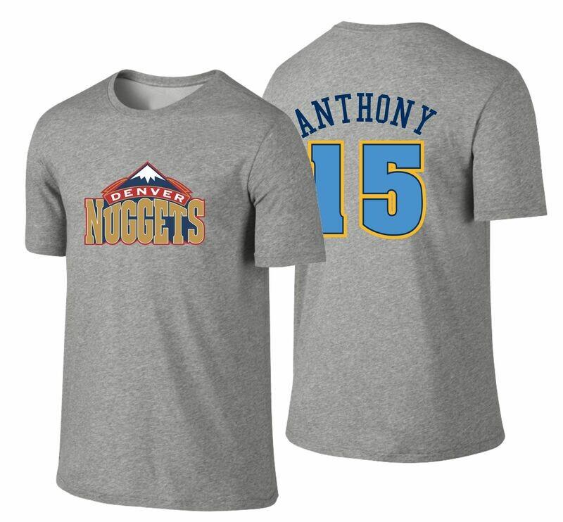 Dryfit t-shirt Carmelo Denver