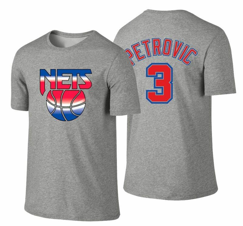 Dryfit t-shirt Petrovic Nets