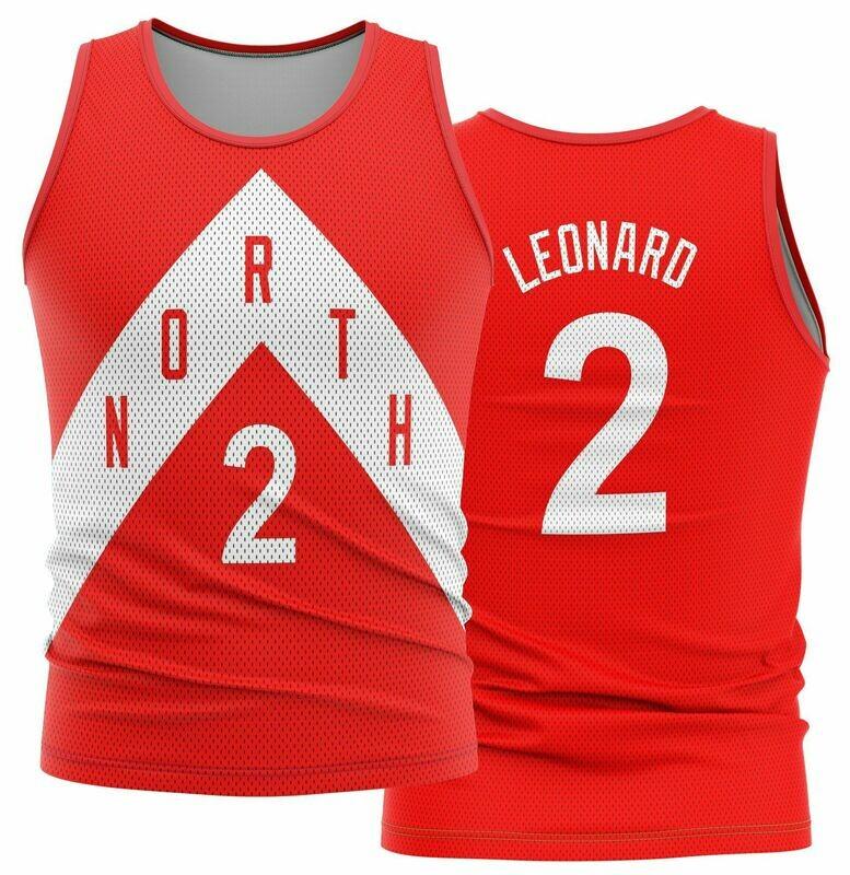 Leonard Red Jersey