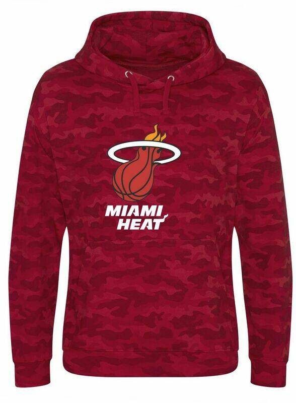 Miami Red Camo
