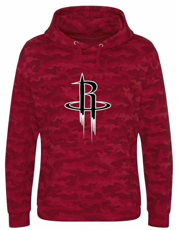 Houston Red Camo