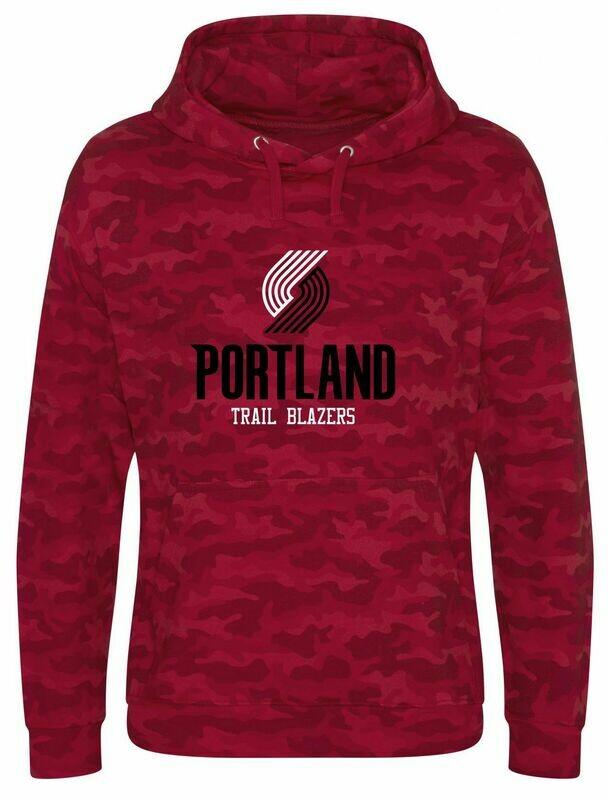 Portland Red Camo