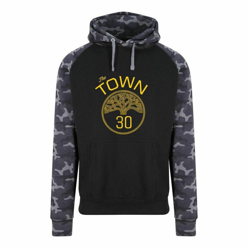 The town black Camo