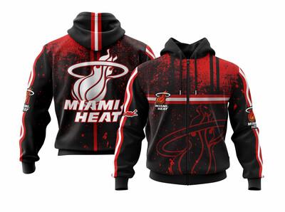 Miami Full Zip Hoodie