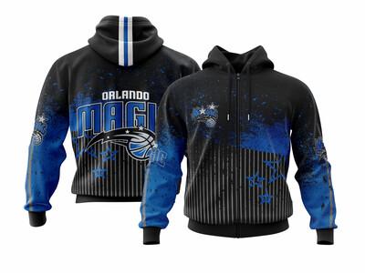 Orlando Full Zip Hoodie