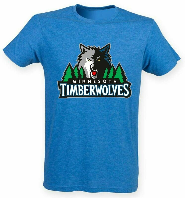 offer minesota blue  tshirt ALL SIZES