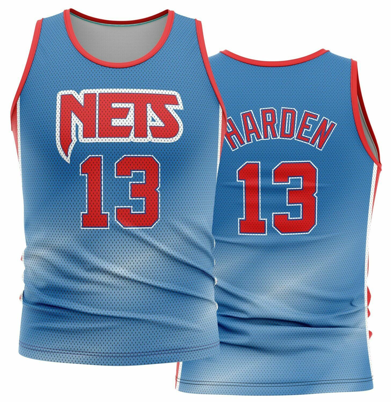 The Beard Nets Retro Jersey