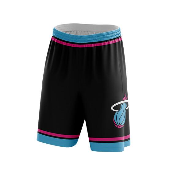 Miami  City edition Black  Shorts