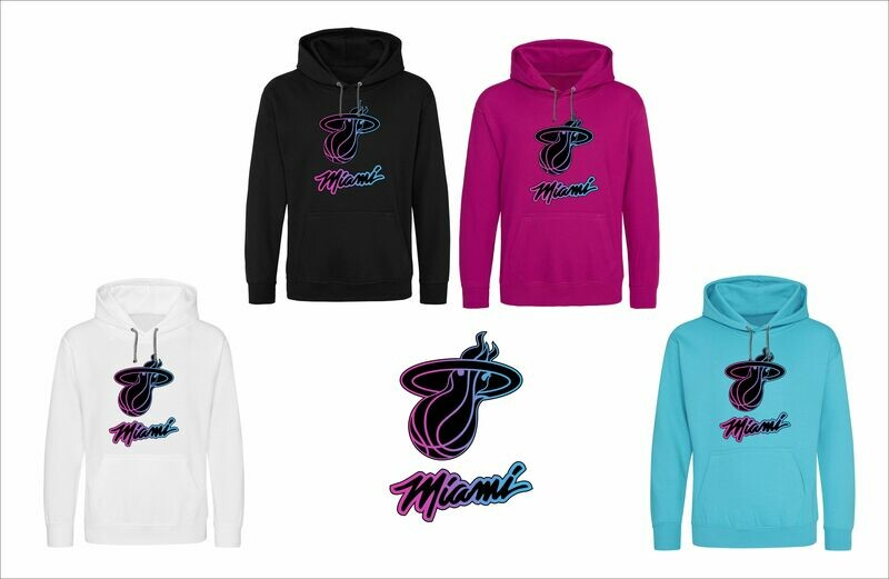 Miami City  Hoodies